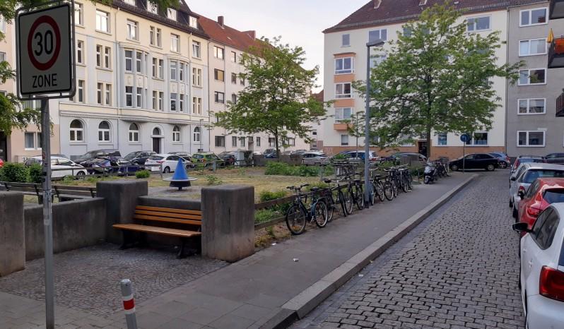 Schmuckplatz Südstadt